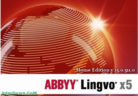 Abbyy Lingvo X5 Professional 20 Languages v15.0.826.5 (2013)