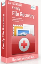 Comfy File Recovery 4.0 Commercial / Office / Home Multilingual
