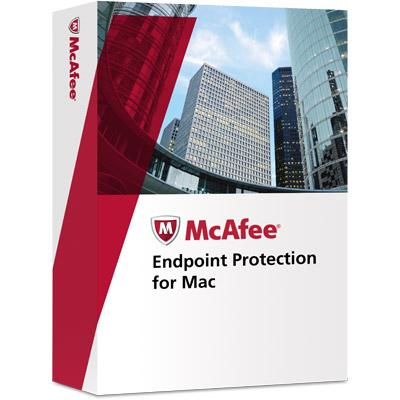McAfee Endpoint Protection for Mac 1.2 MacOSX