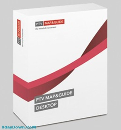 Map And Guide Desktop 2013 v19.0 Europe City Multilanguage (x86/x64)
