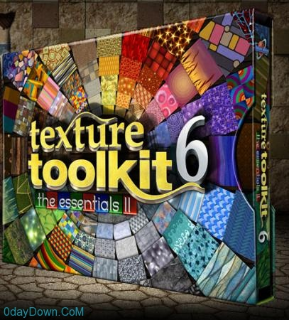 Digital Juice Texture Toolkit 6 The Essentials II DVD9