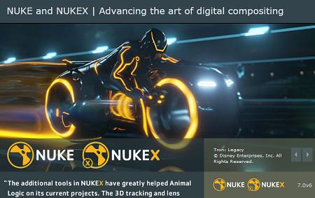 Nuke and NukeX 7.0 V6 Stable Version Win64 with Plugins