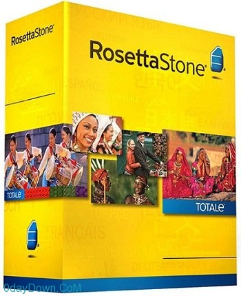 Rosetta Stone V3.4.5 French Level 1-5