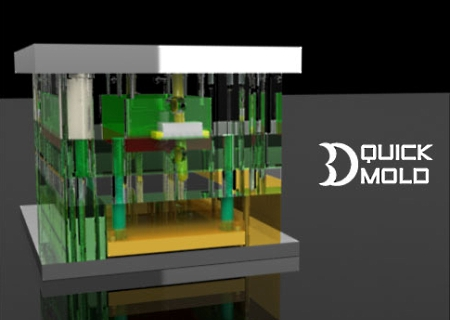 3DQuickMold 2011 SP1 for SolidWorks 2009-2012 (32/64bit) GFx SW