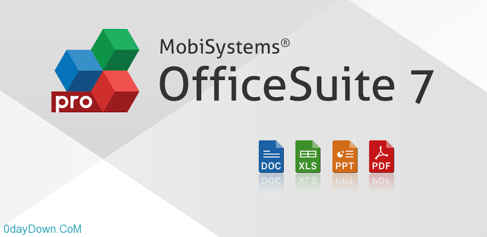 OfficeSuite Pro 7 (PDF & HD) v7.4.1605 Android Office办公套件
