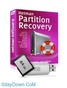 Hetman Partition Recovery 2.7 Multilingual