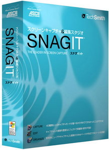 Techsmith Snagit 11.4.3.280 截图工具