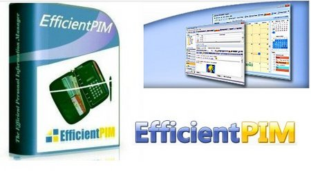 EfficientPIM Pro 3.52 Build 343 + Portable 个人信息管理