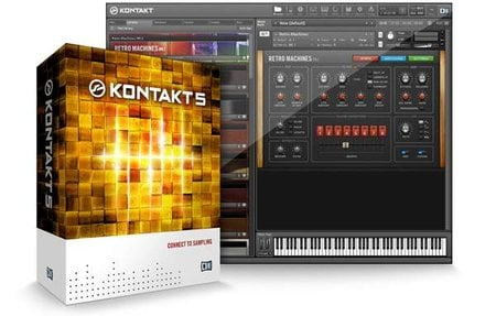 Native Instruments Kontakt 5.2.0 UNLOCKED WiN