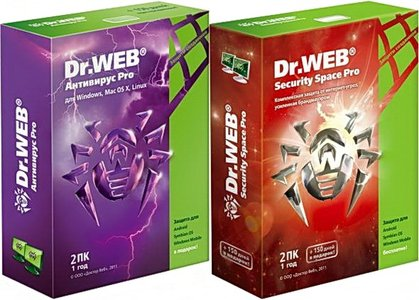 大蜘蛛杀毒 Dr.Web Anti-Virus & Security Space 8.2.0.08131 Multilingual