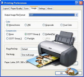 Zan Image Printer 5.0.19.10 虚拟打印机