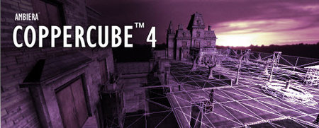 Ambiera CopperCube 4.5.1 Professional Edition 图形化3D场景编辑器