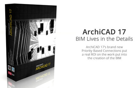 ArchiCAD 17 MacOsX 建筑设计