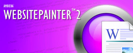 Ambiera WebsitePainter 2.2 Professional Edition 可视化网页设计