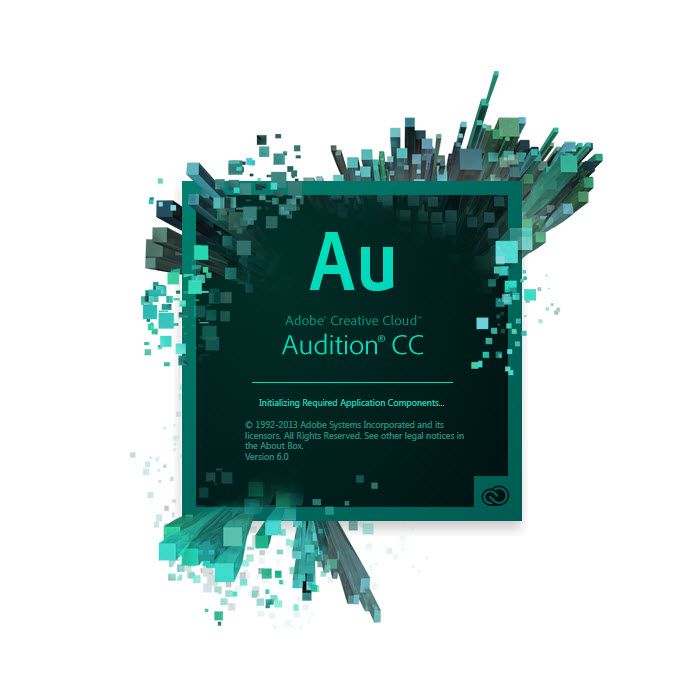 Adobe Audition CC 6.0 Build 372 (LS20) Multilingual 声音编辑程序