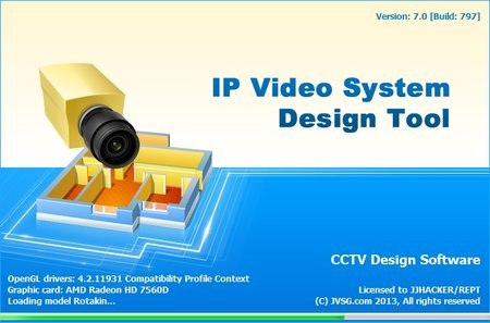IP Video System Design Tool 7.0 Build 797