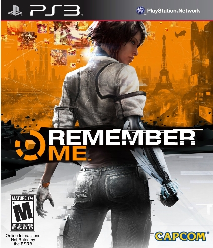 Remember Me PS3 勿忘我