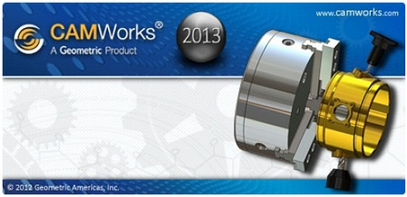 CAMWorks 2013 SP2.1 for SolidWorks 2012-2013 X32/X64  CAM插件 多国语言含中文