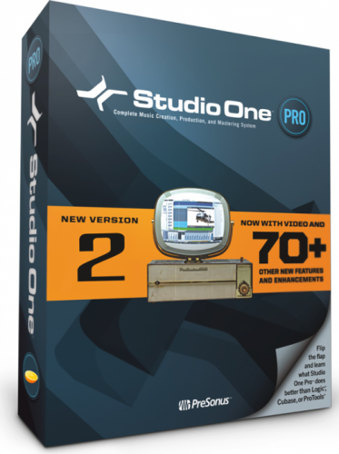Studio One Professional 2.5.2.2258