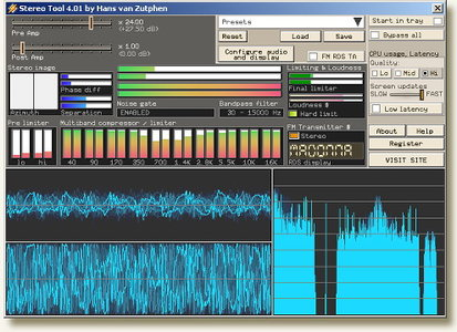 Stereo Tool 7.83 + Plugin for Winamp 音频插件