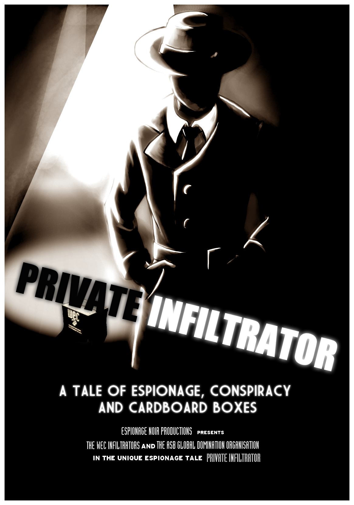 秘密渗入者 Private.Infiltrator-DEFA
