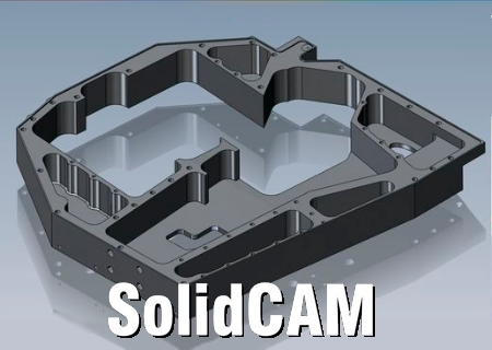 SolidCAM 2013 SP1-HF1