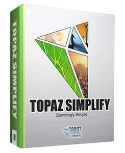 Topaz Simplify 4.0.1 Plug-in for Photoshop 照片变绘画艺术滤镜