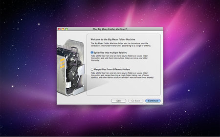 Big Mean Folder Machine 2 v2.27 (Mac OS X)