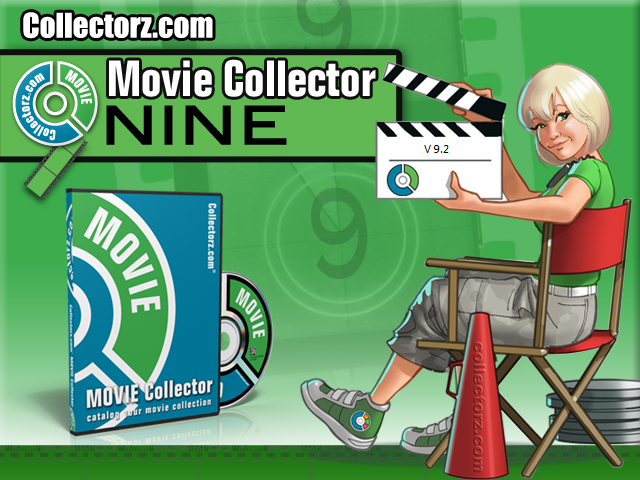 Collectorz.com Movie Collector Pro 9.2.1
