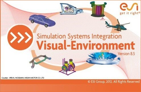 ESI Visual-Environment 8.5 (x86/x64)