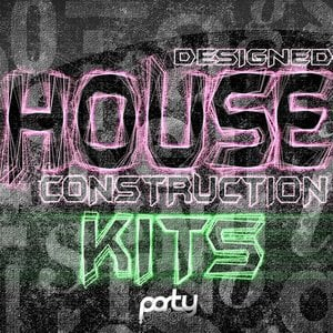 Party Design Designed House Construction Kits (WAV-MiDi)