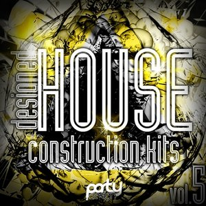 Party Design Designed House Construction Kits 5 (WAV-MiDi)