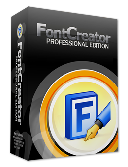 High-Logic FontCreator Pro Edition 7.0.1.456 字体制作软件