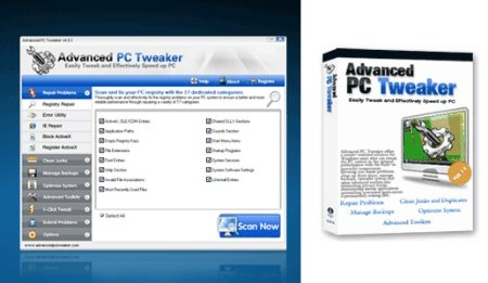 Advanced PC Tweaker 4.2 Datecode 02.02.2012
