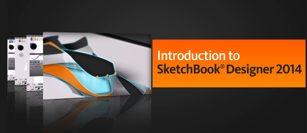 Dixxl Tuxxs - Introduction to SketchBook Designer 2014