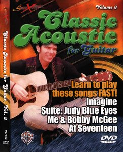 古典吉他教学PDF+视频V3 SongXpress - Classic Acoustic For Guitar - V3 - DVD (2004)
