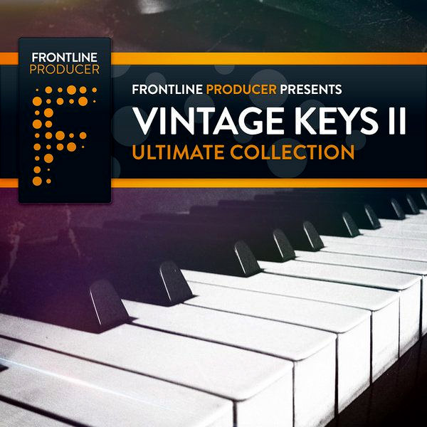 Frontline Producer Vintage Keys Ultimate Collection 2 MULTiFORMAT