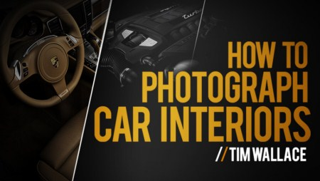 Kelby Training - How to Photograph Car Interiors with Tim Wallace