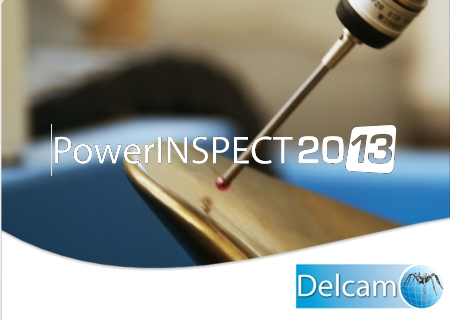 Delcam PowerInspect 2013 SP2 尺寸测量