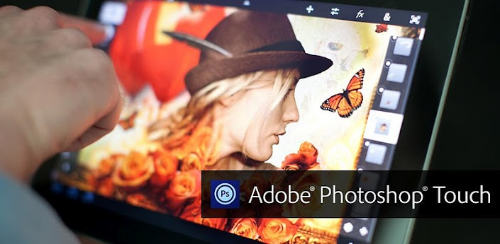 Adobe® Photoshop® Touch v1.4.1
