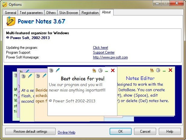 Power Notes 3.67.1.4475