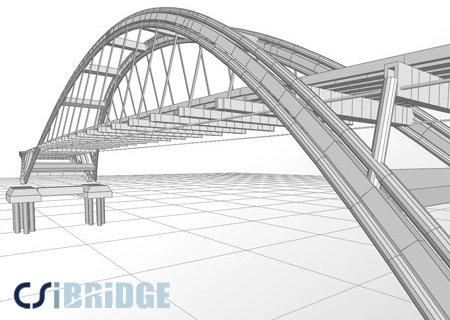 CSI Bridge 2014 version 16.0.0