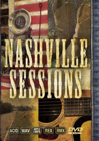 Big Fish Audio Nashville Sessions MULTIFORMAT