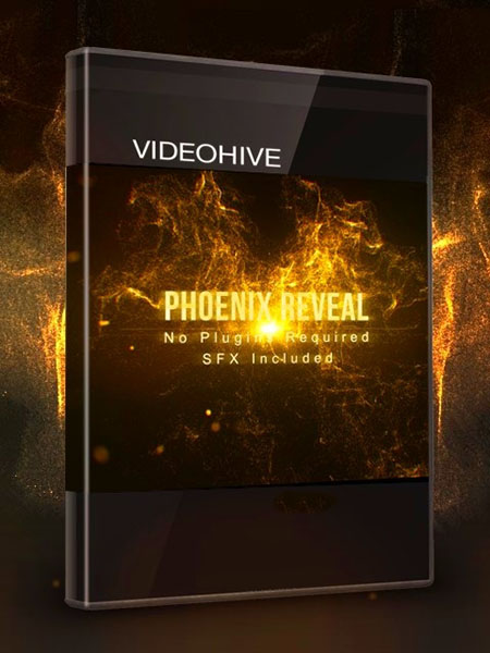 Phoenix Reveal - Videohive After Effects Project