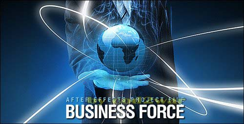 Business F0RCE - Project for After Effects