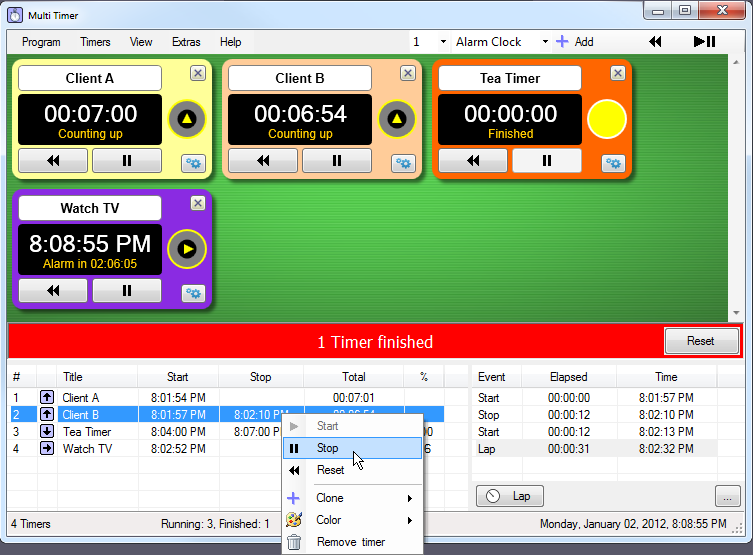 Multi Timer Ultimate 3.40