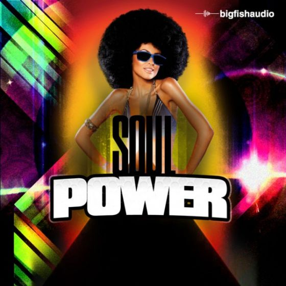 Big Fish Audio Soul Power MULTIFORMAT