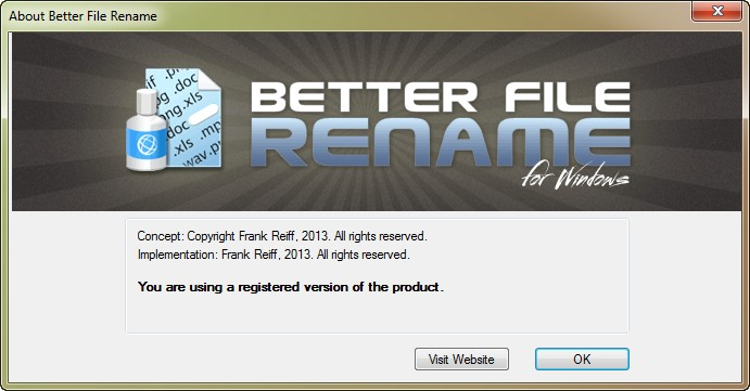 Better File Rename 5.44