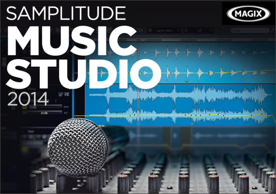 MAGIX Samplitude Music Studio 2014 v20.0.0.11