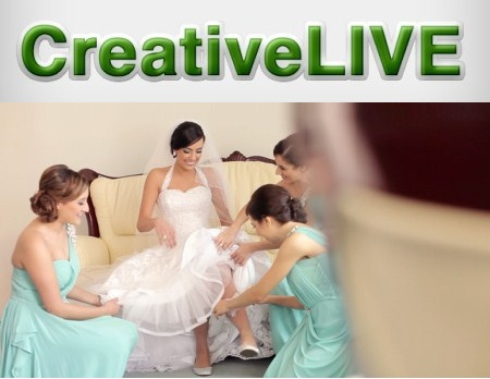 creativeLIVE -Visual Storytelling: The Art of Wedding Filmmaking